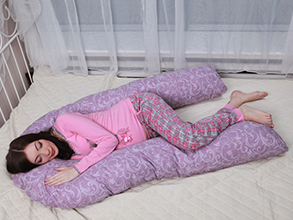 Подушка для беременных U