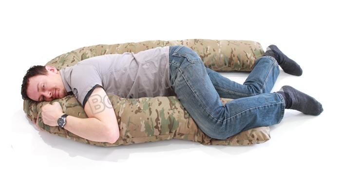 Сделать подушка для сна